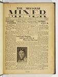 The Missouri Miner, September 19, 1933