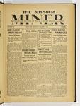 The Missouri Miner, October 03, 1933