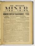 The Missouri Miner, October 17, 1933