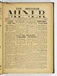The Missouri Miner, October 24, 1933