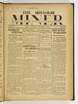 The Missouri Miner, November 14, 1933