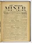 The Missouri Miner, November 21, 1933