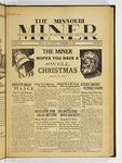 The Missouri Miner, December 12, 1933