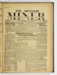 The Missouri Miner, January 16, 1934
