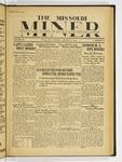 The Missouri Miner, January 23, 1934