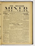 The Missouri Miner, January 30, 1934