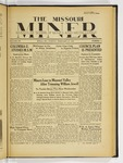 The Missouri Miner, February 27, 1934