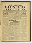 The Missouri Miner, March 27, 1934