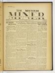 The Missouri Miner, April 24, 1934