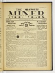 The Missouri Miner, May 15, 1934