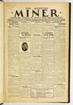 The Missouri Miner, September 18, 1935