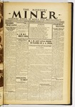 The Missouri Miner, November 27, 1935