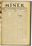 The Missouri Miner, March 25, 1936