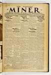 The Missouri Miner, October 14, 1936