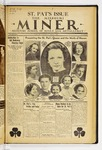 The Missouri Miner, March 17, 1937 -- St. Pat's Issue