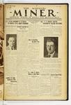 The Missouri Miner, April 28, 1937