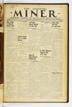 The Missouri Miner, May 12, 1937