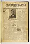 The Missouri Miner, September 15, 1937