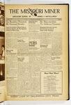 The Missouri Miner, November 03, 1937