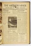 The Missouri Miner, November 24, 1937
