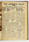 The Missouri Miner, January 12, 1938