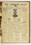The Missouri Miner, March 09, 1938