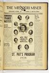 The Missouri Miner, March 16, 1938