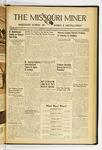The Missouri Miner, April 13, 1938
