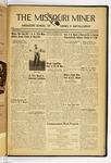 The Missouri Miner, May 18, 1938