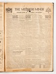 The Missouri Miner, September 21, 1938
