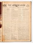 The Missouri Miner, October 12, 1938