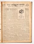The Missouri Miner, November 16, 1938 a