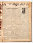 The Missouri Miner, November 30, 1938