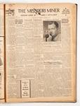The Missouri Miner, December 14, 1938