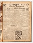 The Missouri Miner, January 25, 1939