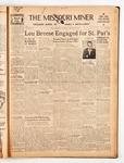 The Missouri Miner, February 15, 1939