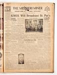 The Missouri Miner, March 01, 1939