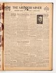 The Missouri Miner, March 22, 1939