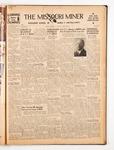 The Missouri Miner, March 29, 1939