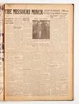 The Missouri Miner, May 12, 1939