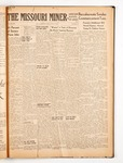 The Missouri Miner, May 19, 1939