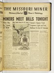 The Missouri Miner, September 29, 1939