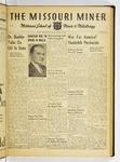 The Missouri Miner, October 11, 1939