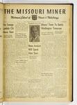The Missouri Miner, November 22, 1939