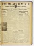 The Missouri Miner, November 29, 1939