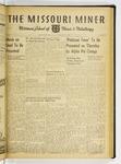 The Missouri Miner, December 15, 1939