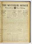 The Missouri Miner, January 10, 1940