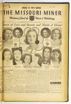 The Missouri Miner, March 13, 1940