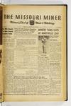 The Missouri Miner, October 15, 1940