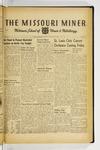 The Missouri Miner, October 29, 1940